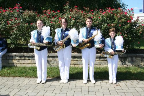 Saxophone Section